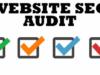 seo site audit checklist