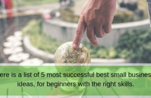 5 most successful best small business ideas for 2019