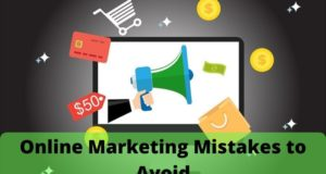 7 Online digital marketing Mistakes examples to Avoid