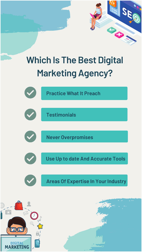 Which is the best digital marketing agency?